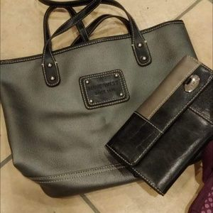 Nine West purse and wallet
